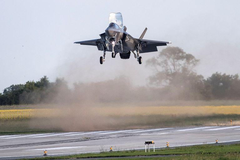 ΗΠΑ: Βουλευτές ζητούν να μην παραδοθούν τα F-35 στην Τουρκία   tovima.gr