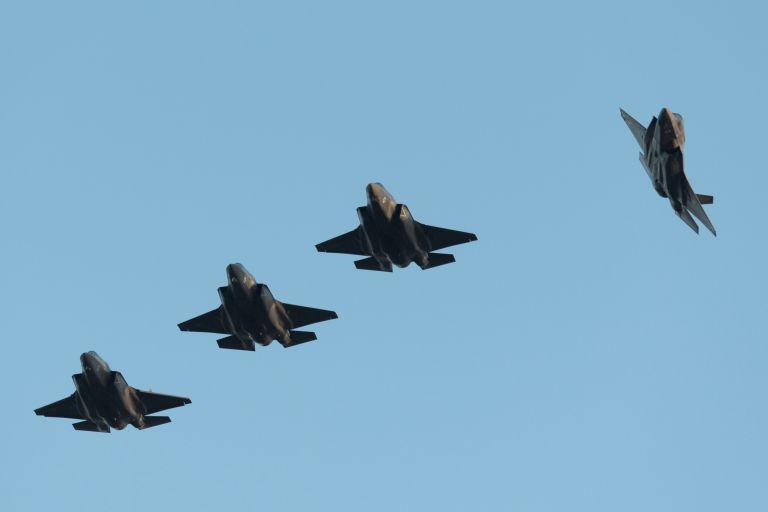 ΗΠΑ προς Τουρκία: Δεν έχει ολοκληρωθεί η παράδοση των F-35 | tovima.gr