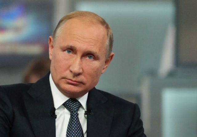 Πούτιν: Δεν κουράστηκα ακόμη   tovima.gr