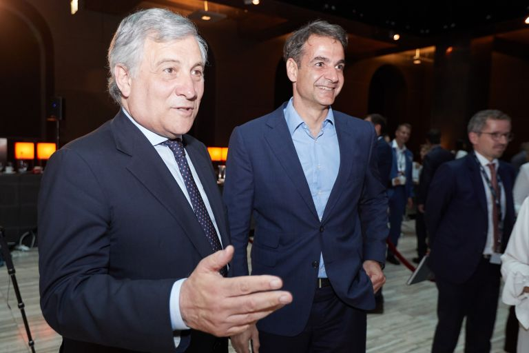 MEP: Mitsotakis 'not entirely negative' about FYROM naming solution | tovima.gr