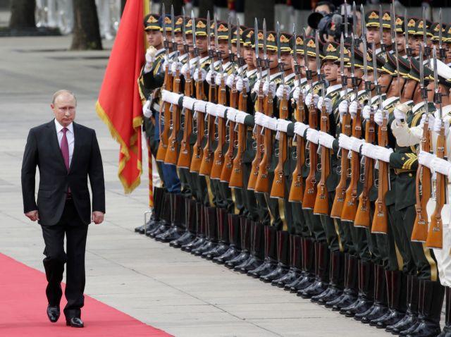 Με τον πρόεδρο της Ν. Κορέας θα συναντηθεί ο Πούτιν | tovima.gr