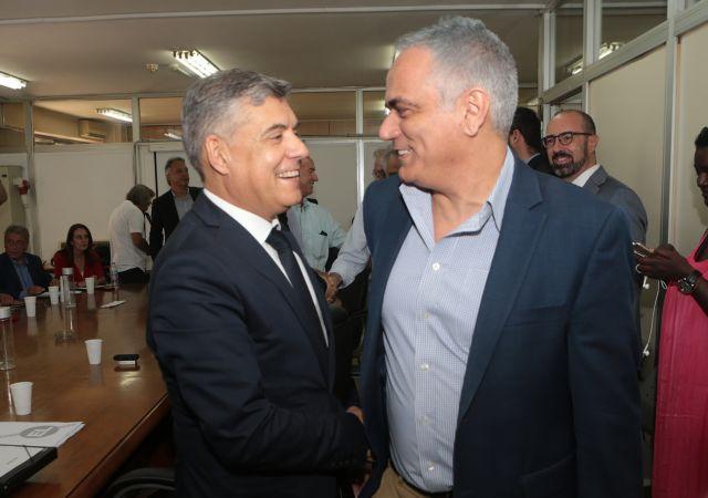 Υπουργείο Εσωτερικών:  Αλλαγές στο σχέδιο «Κλεισθένης 1» | tovima.gr