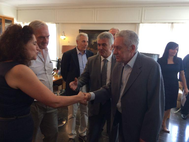 Κουβέλης: Διοίκηση και εργαζόμενοι να προωθήσουν την ανασυγκρότηση της ΕΑΣ | tovima.gr