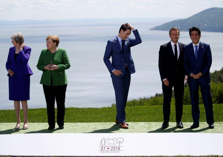 Σύνοδος Κορυφής των G7: Απίθανο να καταλήξουν σε κοινό ανακοινωθέν | tovima.gr