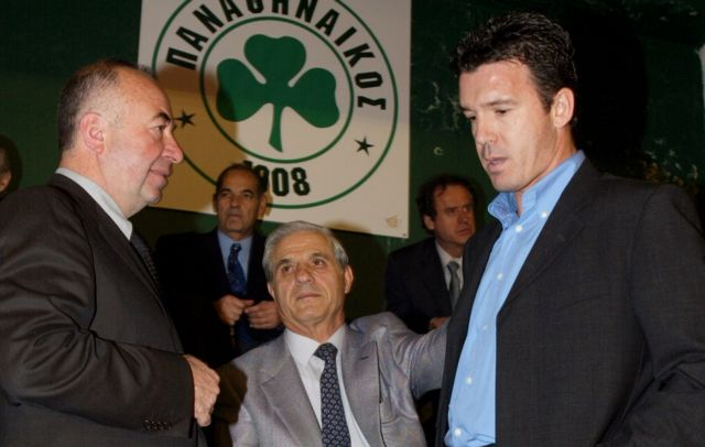 Σαραβάκος για Π. Γιαννακόπουλο: Iσως ο σπουδαιότερος παράγοντας του ελληνικού αθλητισμού | tovima.gr