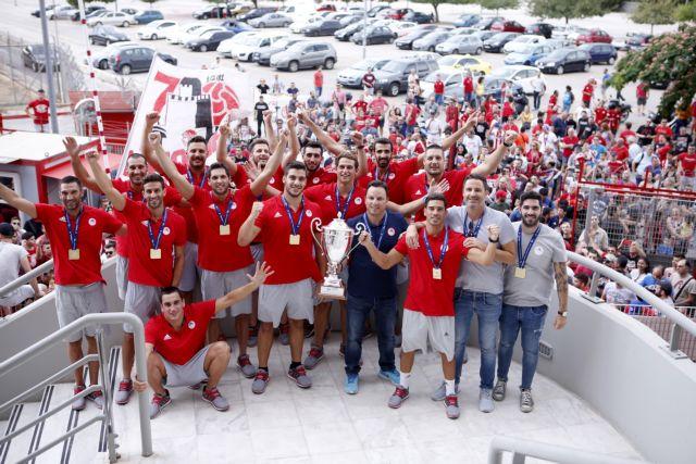 Συγχαρητήρια του ΣΥΡΙΖΑ στον Ολυμπιακό | tovima.gr
