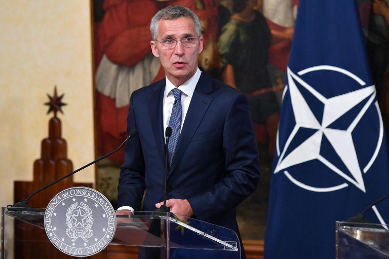 Στόλτενμπεργκ: Με ολοκλήρωση της συμφωνίας η πρόσκληση ΝΑΤΟ σε πΓΔΜ | tovima.gr