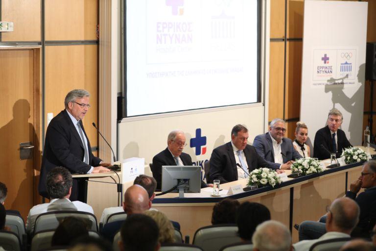 Συνεργασία Ελληνικής Ολυμπιακής Επιτροπής – «Ερρίκος Ντυνάν» στο δρόμο για το Τόκιο   tovima.gr