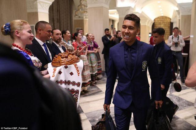 Μουντιάλ 2018: Έφτασε στην Ρωσία η Βραζιλία | tovima.gr