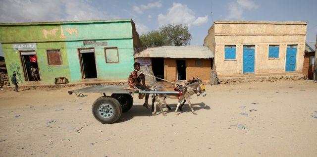 Περισσότεροι από 800.000 πολίτες εκτοπίστηκαν νότια της Αιθιοπίας   tovima.gr
