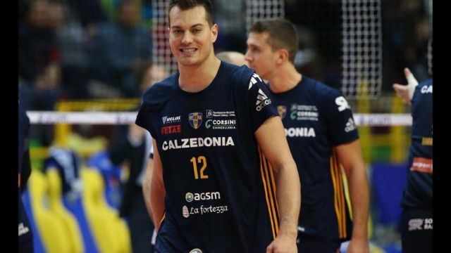 Βόλεϊ: Ο ΠΑΟΚ ανακοίνωσε την απόκτηση του Τζούριτς | tovima.gr