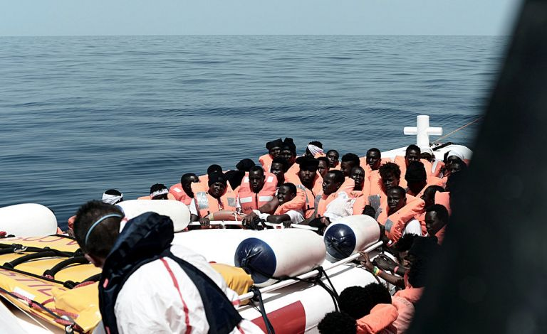ΟΗΕ: Επαίσχυντη η άρνηση της Ιταλίας να μην δεχτεί το Aquarius | tovima.gr
