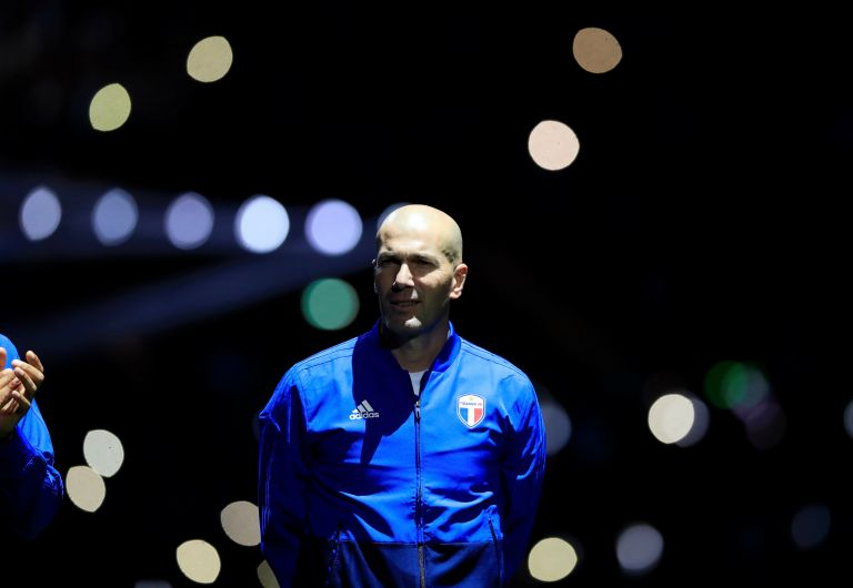 L'Equipe: Ο Ζιντάν θέλει να αντικαταστήσει τον Μουρίνιο στη Μάντσεστερ | tovima.gr