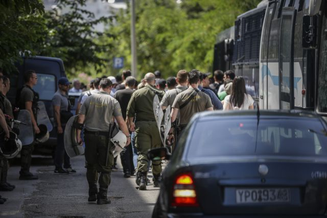 Ρουβίκωνας: Θα υπάρχει μεγαλύτερη ανομία αν μας βάλουν φυλακή | tovima.gr