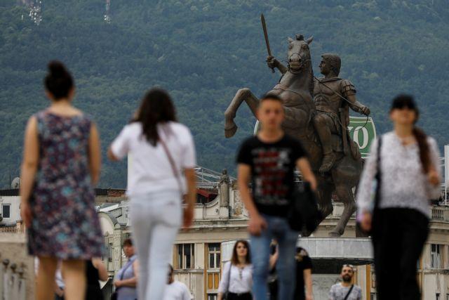Ζάεφ: Θα υπερψηφιστεί η συμφωνία των Πρεσπών στο δημοψήφισμα | tovima.gr