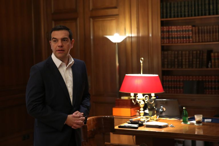 Tsipras defends FYROM deal in nationally televised interview | tovima.gr