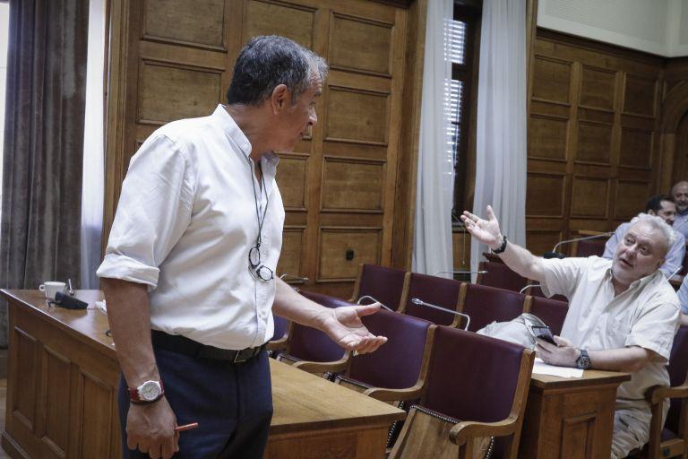 Υπέρ της πρότασης δυσπιστίας θα ταχθεί το Ποτάμι | tovima.gr