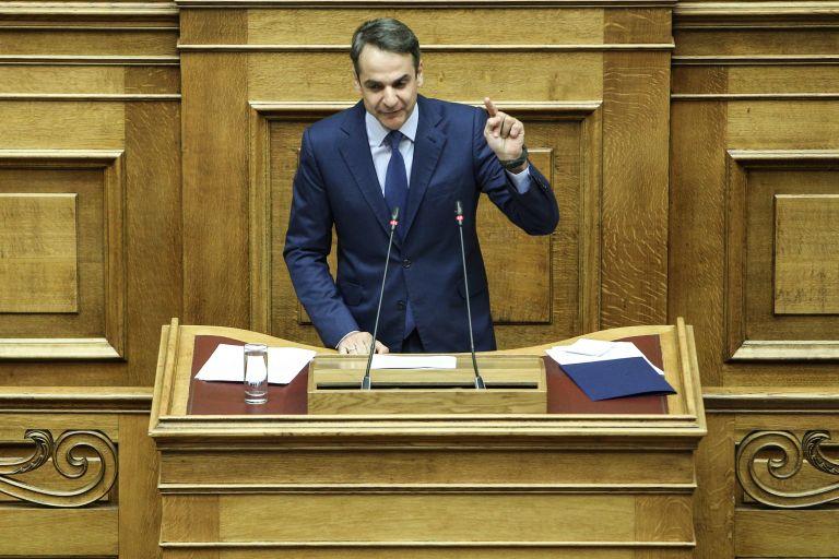 Μητσοτάκης: Η κυβέρνηση να λογοδοτήσει για τα δεινά που έφερε στη χώρα | tovima.gr