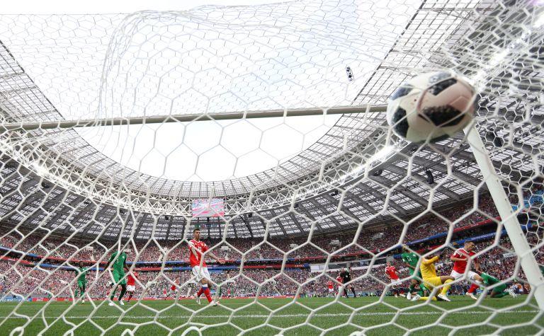 Μουντιάλ 2018: Ρωσία – Σαουδική Αραβία (5 – 0) – To πρόγραμμα της Παρασκευής | tovima.gr