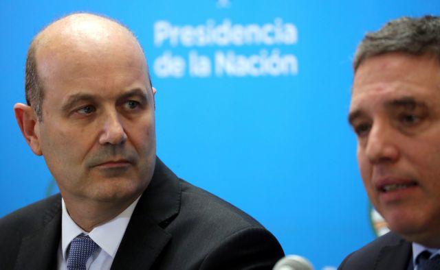 Αργεντινή: Παραιτήθηκε ο πρόεδρος της κεντρικής τράπεζας | tovima.gr