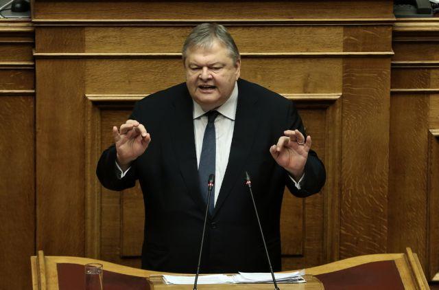 Βενιζέλος: Κατά δημοψηφίσματος για Σύνταγμα ο Παυλόπουλος από το 2011 | tovima.gr