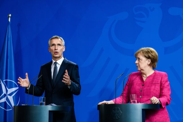 Στόλτενμπεργκ: Το ΝΑΤΟ χρειάζεται τον διάλογο με τη Ρωσία   tovima.gr