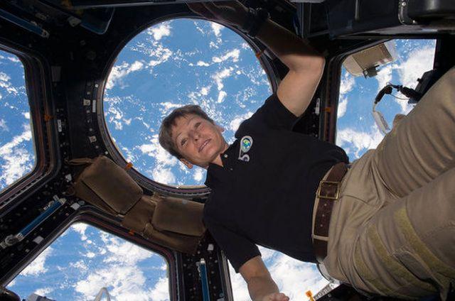 NASA: Συνταξιούχος η 58χρονη αστροναύτης Πέγκι Γουίτσον | tovima.gr