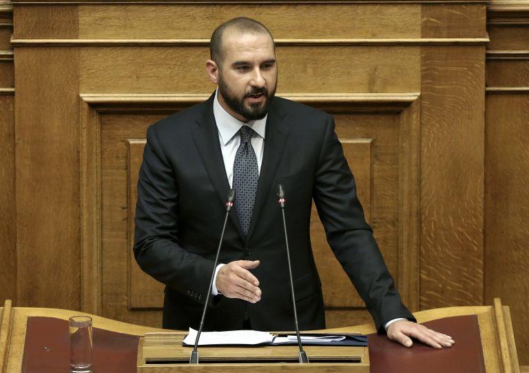 Τζανακόπουλος για Μακεδονικό: Αν πιέζαμε παραπάνω θα κατέρρεε η συμφωνία | tovima.gr