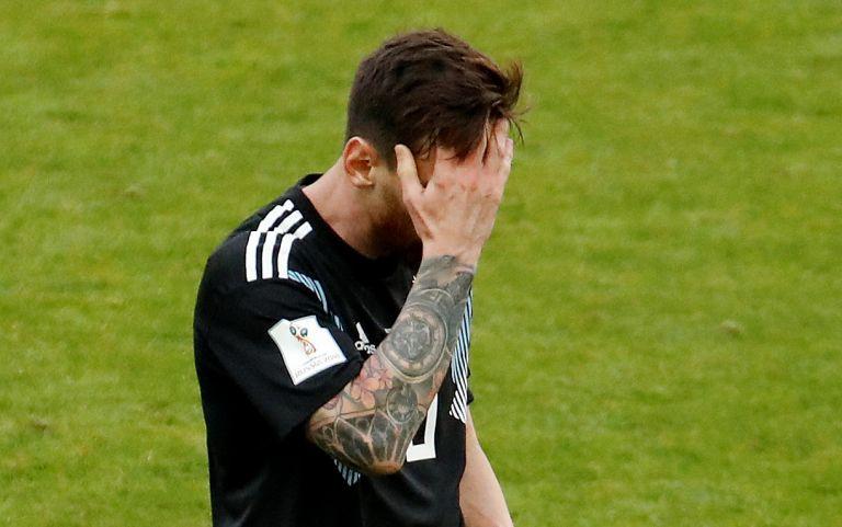 Μουντιάλ 2018: Αργεντινή – Ισλανδία 1 – 1 | tovima.gr