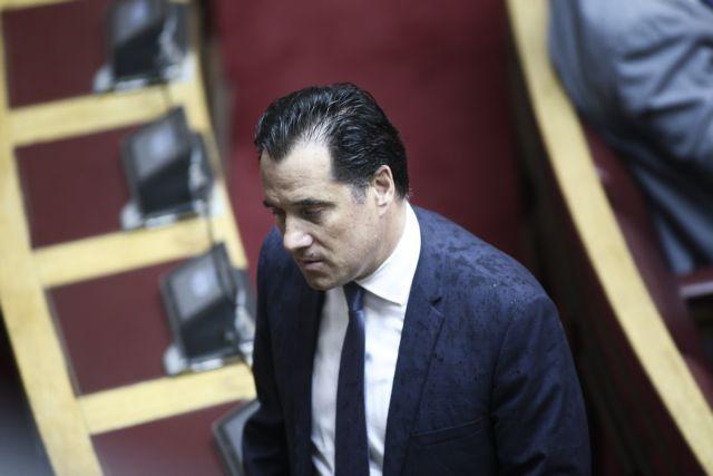 Γεωργιάδης : Η συμφωνία των Πρεσπών είναι επαίσχυντη   tovima.gr