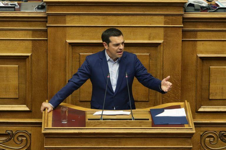 Τσίπρας: Η χώρα συμφώνησε με την πΓΔΜ για την οριστική επίλυση μιας διένεξης που κρατά τρεις δεκαετίες | tovima.gr