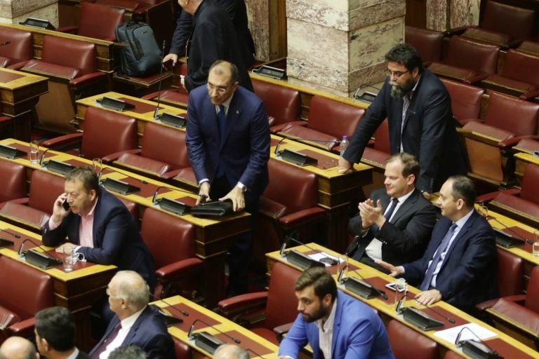 Δημήτρης Καμμένος: Δεν θα παραιτηθώ απο αντιπρόεδρος της Βουλής | tovima.gr