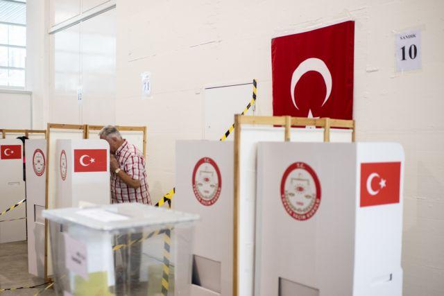Τουρκικές εκλογές: Κινητοποίηση για την επαρκή επιτήρηση στις κάλπες | tovima.gr