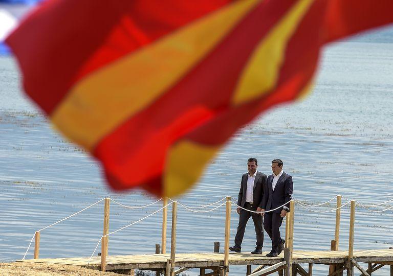 Ακροβασίες Ζάεφ: Νέες δηλώσεις περί «μακεδονικής» ταυτότητας | tovima.gr