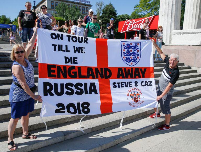FIFA: Προειδοποιεί την Βρετανική Ομοσπονδία για το Αγγλία – Βέλγιο   tovima.gr
