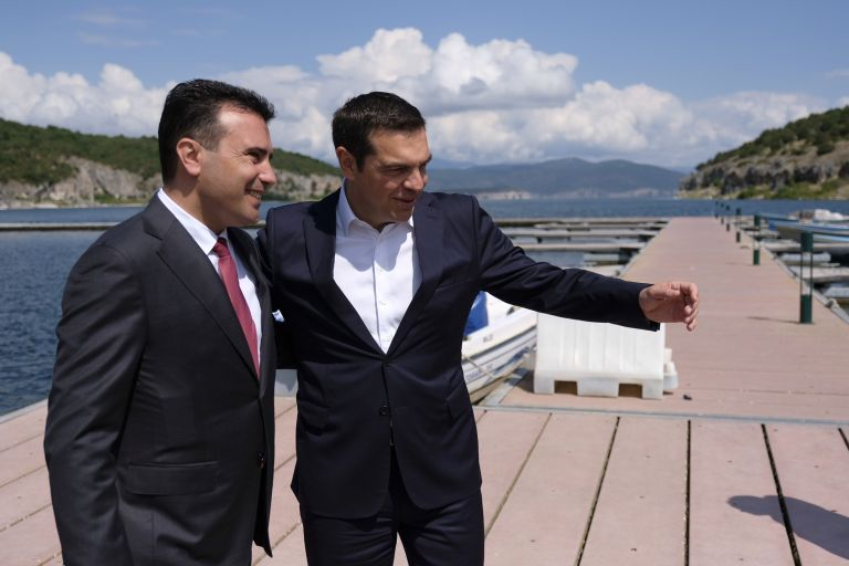 Νέος γύρος συζητήσεων Ζάεφ με τους πολιτικούς αρχηγούς ενόψει δημοψηφίσματος | tovima.gr