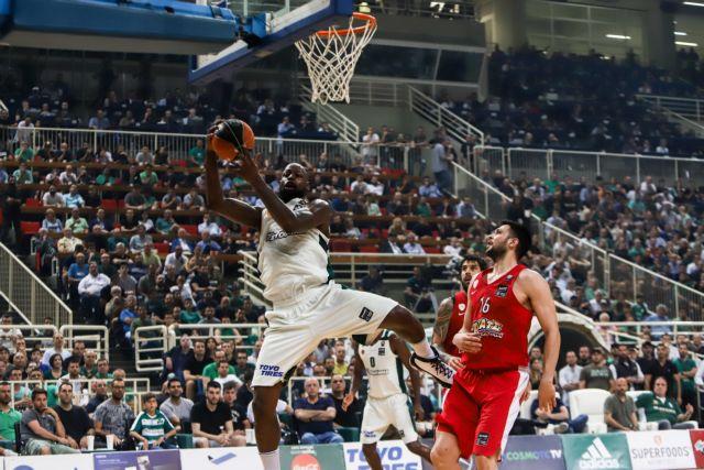 A1 μπάσκετ: Πρωταθλητής ο Παναθηναϊκός, 74-60 τον Ολυμπιακό | tovima.gr