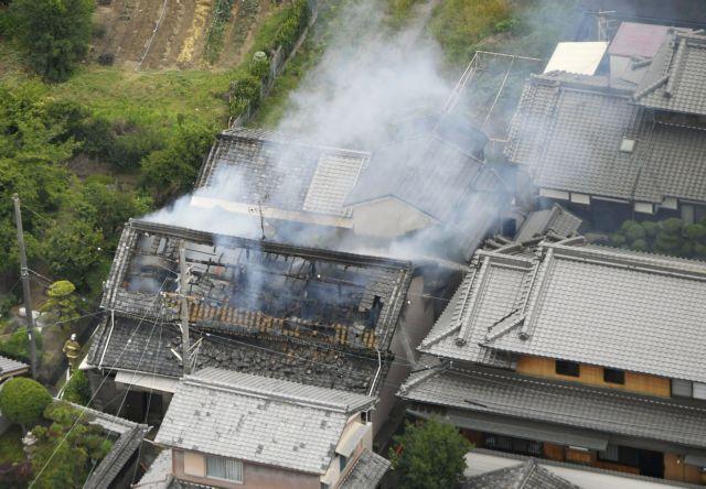 Τρεις νεκροί και 600 τραυματίες από σεισμό 6,1 Ρίχτερ στην Ιαπωνία | tovima.gr