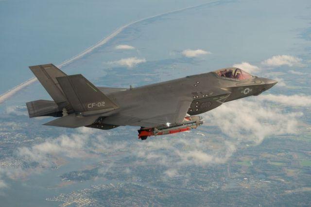 Η Γερουσία «αναχαίτισε» την αγορά των 100 F-35 από την Τουρκία | tovima.gr