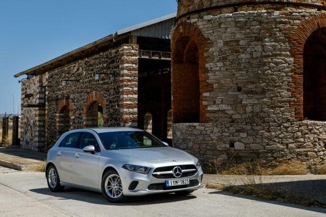 Mercedes-Benz A180d 7G-DCT: Σημείο αναφοράς | tovima.gr