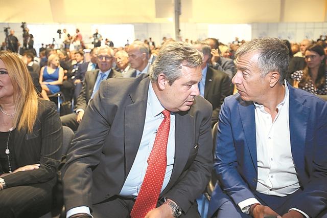 Πολιτικές ανακατατάξεις φέρνουν οι  Πρέσπες | tovima.gr