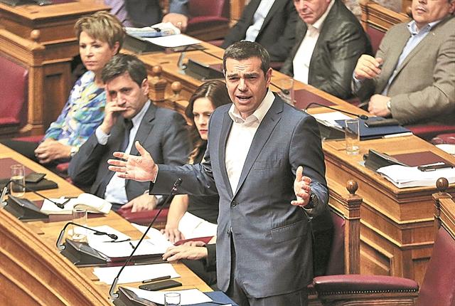 Πρόωρες εκλογές «ψηφίζουν» οι αγορές | tovima.gr