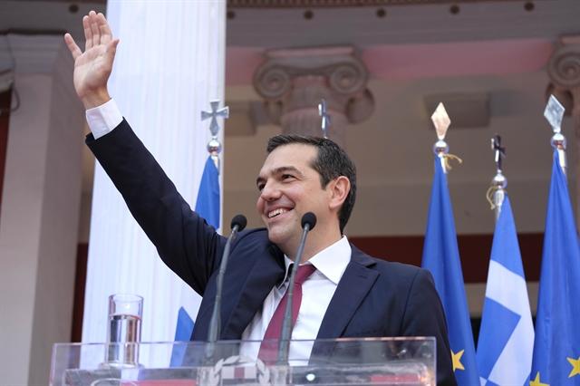 Ο Αλέξης, το τζάμπα Ζάππειο και η γραβάτα | tovima.gr