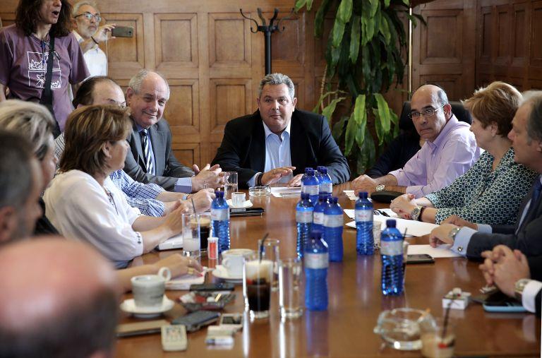 Καμμένος για Συμφωνία των Πρεσπών: Αποχωρώ από την κυβέρνηση αν έρθει στη Βουλή | tovima.gr