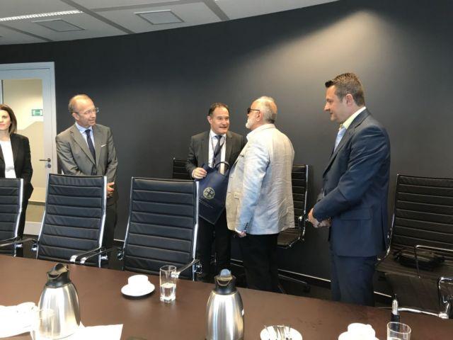 Συνάντηση Π.Κουρουμπλή με τον εκτελεστικό διευθυντή του Frontex | tovima.gr