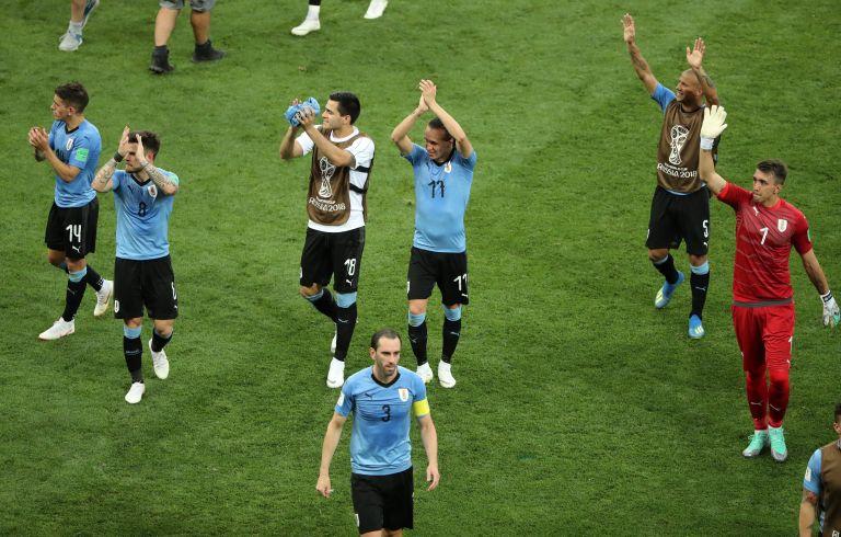 Μουντιάλ 2018: Ουρουγουάη – Σαουδική Αραβία 1 – 0 | tovima.gr