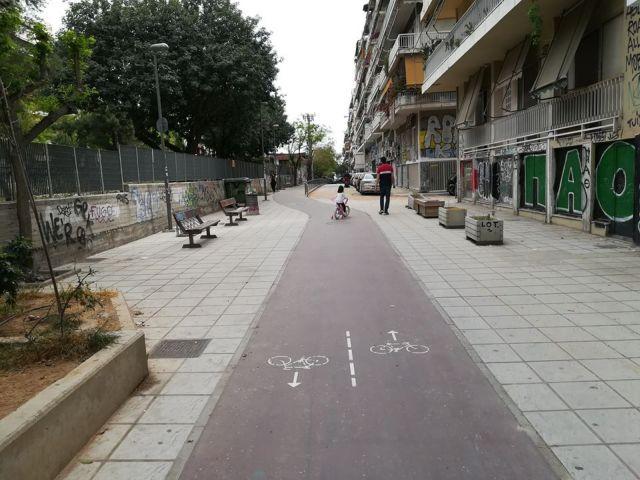 Δήμος Αθηναίων: Ποδηλατόδρομοι στην Αθήνα | tovima.gr