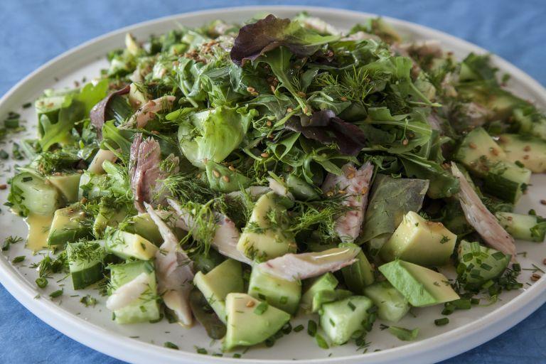 Θαλασσινές σαλάτες | tovima.gr