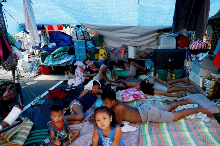Φιλιππίνες: Τεστ για την ανίχνευση ναρκωτικών ουσιών σε μαθητές του δημοτικού | tovima.gr