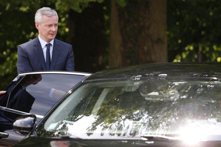 Γαλλία: Αποφασιστική η συμφωνία του Eurogroup για την Ελλάδα | tovima.gr
